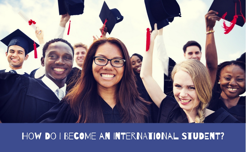 How Do I Become an International Student_