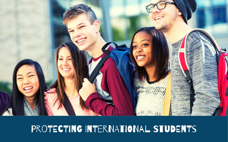 Protecting International Students